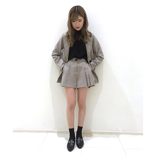 ★SALE★ビットソフトローファー【Made in Japan】/123-03001