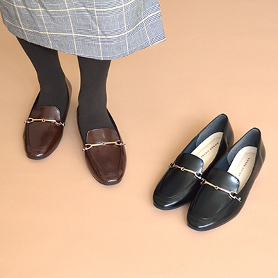 ★SALE★細ビットローファー【Made in Japan】/135-00269