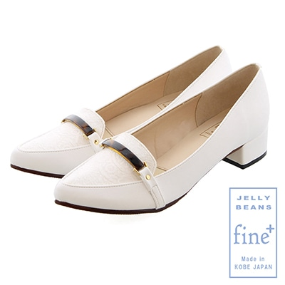 ★Special price★【fine+】ローファーレインパンプス/780-05616